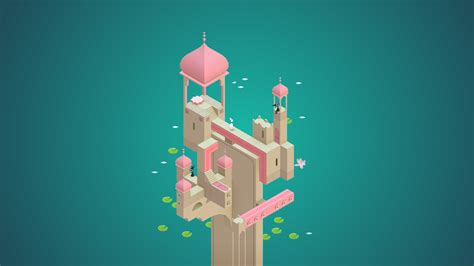 wallpaper gamer android android artwork atmosphere game gamer geek monument valley