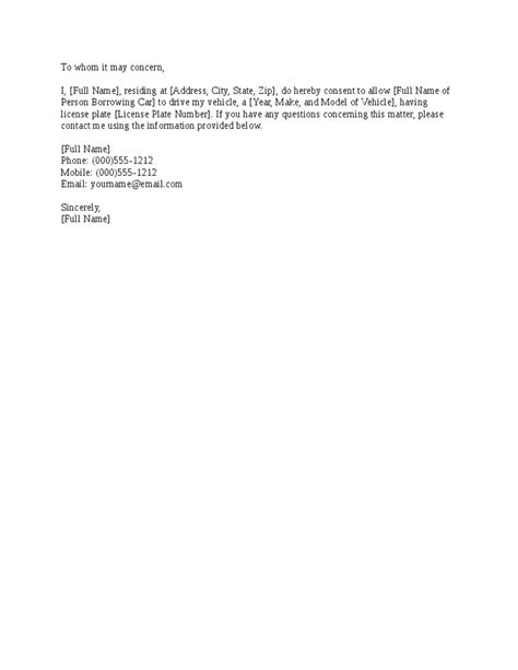 sle authorization letter to up car authorization letter to up a car 28 images 46
