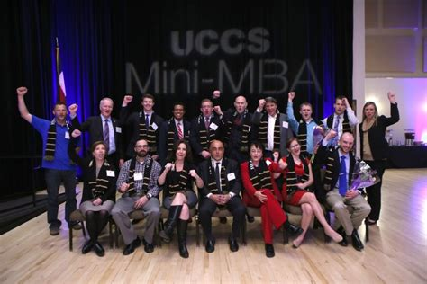 Uccs Mba Schedule professional executive development college of business
