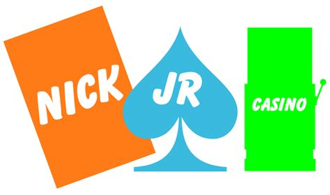 nick jr nick jr casino logo by dev catscratch on deviantart