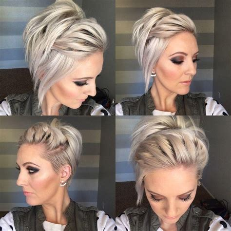 short hair that can is work ready and hipster cool 20 collection of short hairstyles for work