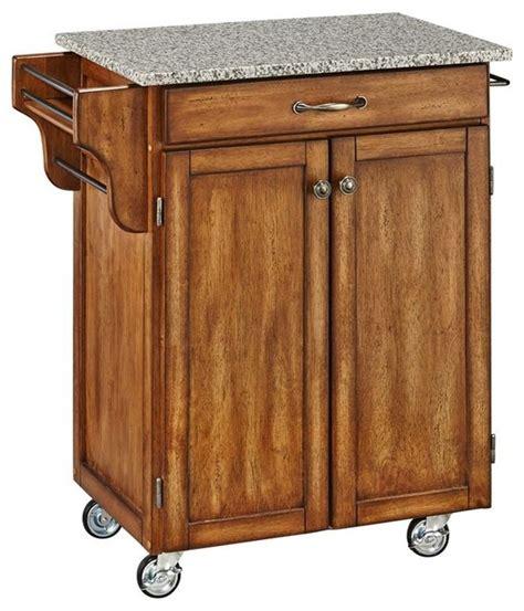 oak kitchen island cart kitchen cart in cottage oak finish contemporary