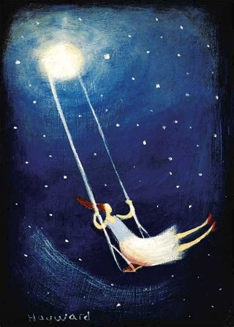would you like to swing on a star card annie hayward moon