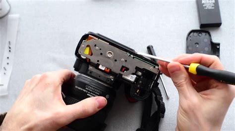 Shutter Kamera Nikon D3000 how to fix the nikon dslr quot press shutter release button again quot works on d40 d60 d3000 d5000