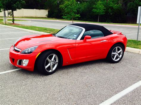 2009 Saturn Sky Red Line Related Infomation Specifications