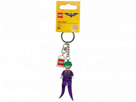 Barang Baru Lego Keychain 853632 Batman The bricker конструктор lego 853633 the joker key chain