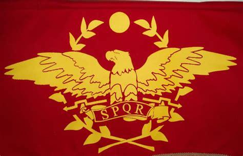 ancient roman empire flag roman empier store rome legions