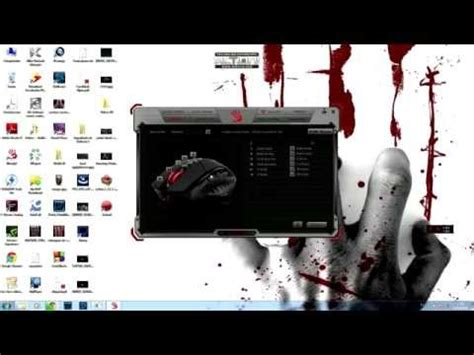 Mouse Macro Khusus Point Blank macro de pointblank e etc shotgun mouse bloody v3 v5 e v7 funnydog tv