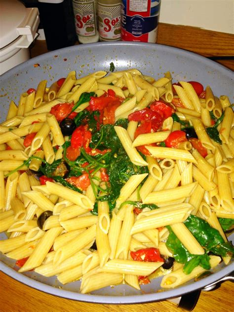 pasta dishes easy vegetable pasta dish made with love sarcasm