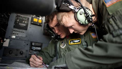 Air Officer Requirements by U S Air Career Detail Combat Systems Officer