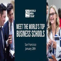 Cheap Mba In Bay Area by Mba Fair Meet Top Us Global Business Schools Sf