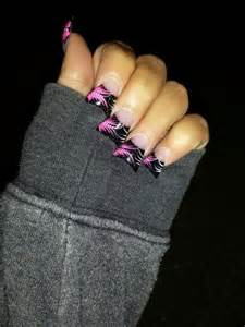 flare nails flare and pink on pinterest
