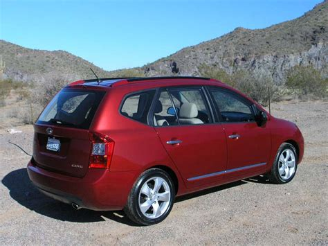 2007 Kia Rondo Reliability 2007 Kia Rondo Road Test Review Carparts