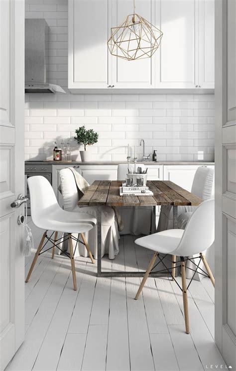 deco cuisine blanche d 233 co cuisine blanche scandinave de r 234 ve