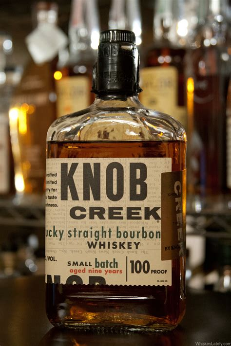 Knob Creek Or Woodford Reserve by Whiskey Lately Whiskey Review Adventure Ride