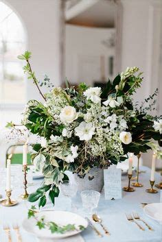 classic white  green flowers images
