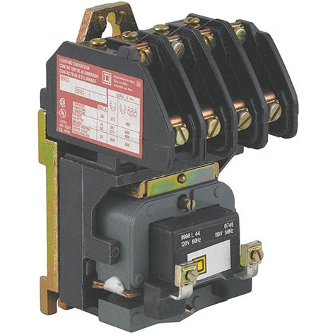 square d lighting square d lighting magnetic contactor 277vac coil volts