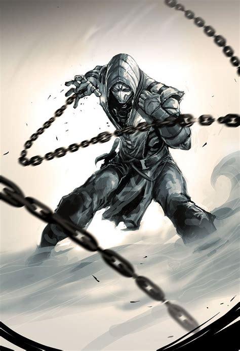 ninja assassin tattoo master smorpkion by nefar007 chain fighter assassin thief rogue