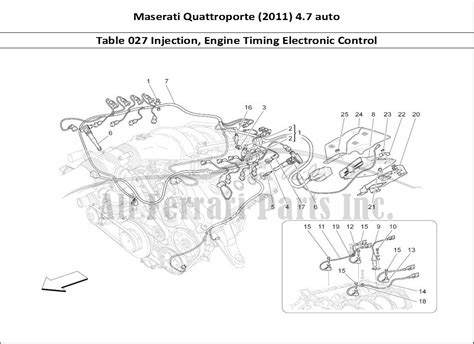electronic stability control 2011 maserati quattroporte engine control buy original maserati quattroporte 2011 4 7 auto 027 injection engine timing electronic