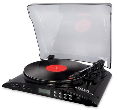 Eqiupmen Needed To Record Vinyl To A Computer - ion profile flash vinyl to sd usb turntable djkit