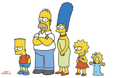 the simpsons the simpsons american profile