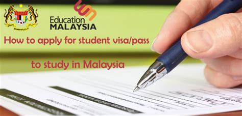 study pass visa work permit in malaysia for