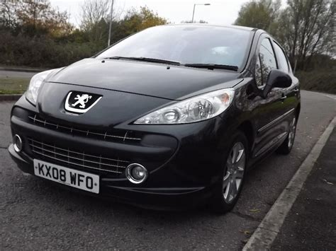 peugeot 2016 for 2016 peugeot 207 pictures information and specs auto
