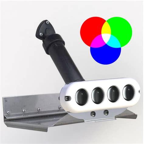boat trim tab lights hurley marine rgb led sea vue trim tab boat lights
