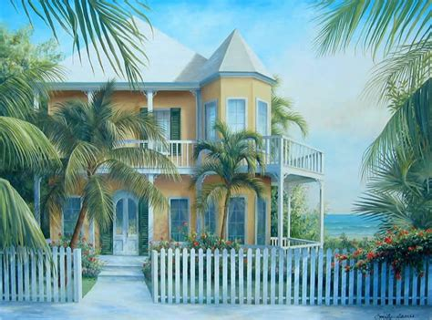 artist house key west art hickory house key west by artist rebecca rousseau images frompo