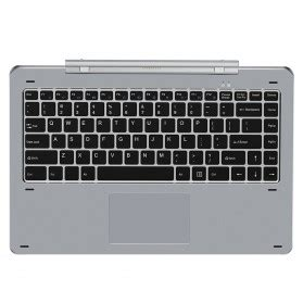Eksternal Keyboard Magnetic For Chuwi Hibook Silver T3010 3 wireless keyboard komputer tablet harga murah