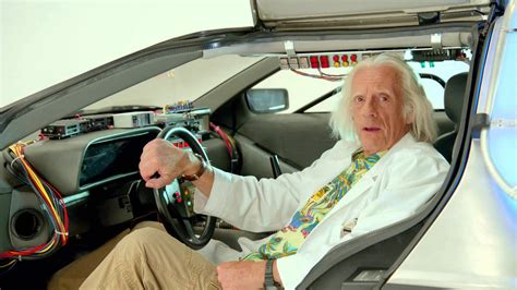 Doctor After Car 1 by The Future Is Now A Special Message From Doc Brown
