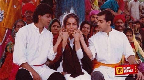 film india karan arjun best bollywood movies based on a reincarnation story