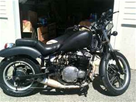 1985 Suzuki Gs550l Used Motorcycle Classifieds Free Listing