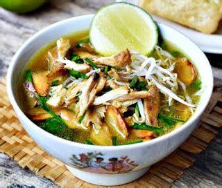 cara membuat soto ayam tradisional resep cara membuat soto kudus asli spesial resep masakan