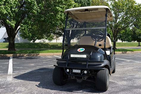 golf cart led light bar 12 quot golf cart led light bar 36w bright leds
