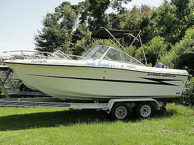 hydrasport boats for sale 2000 hydra sport boats for sale