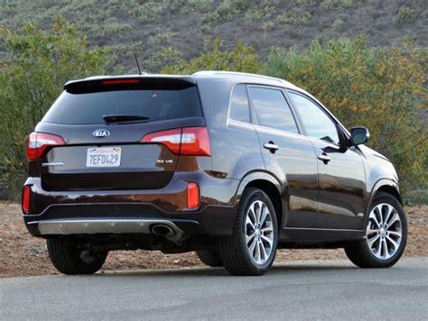 Kia Sorento Recalls 2013 Kia Sorento Recall Affects 377 000 Cars Ny Daily News