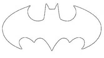 batman symbol template batman template cliparts co