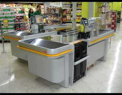 banco cassa supermercato 03 banchi cassa per ipermercati e supermercati gi 03