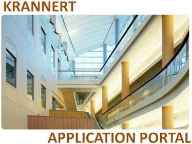 Purdue Krannert Mba Application Req by Krannert Application Portal