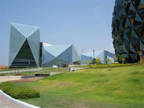 Origami Building - origami building sdb 4 and multiplex infosys mysore dc