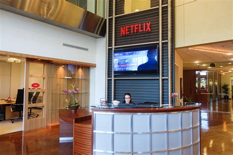 Office Space On Netflix Inside Netflix A Tour Of The S Los Gatos