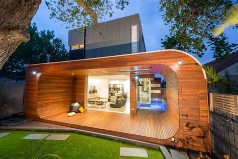 Bathroom Renovators Melbourne by Houzz Tour Brave Addition Breaks New Ground For Melbourne