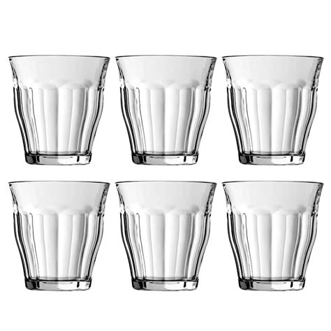 Duralex Picardie 310ml Set Of 6 duralex picardie tumbler set 310ml 6pce s of