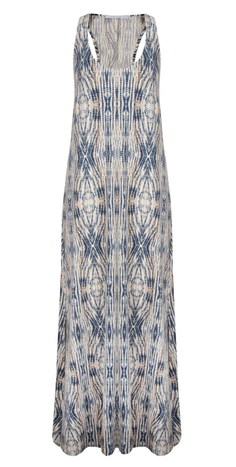Lv Maxy Dress by Vidal Lv Vintage Collection Sleeveless Jersey