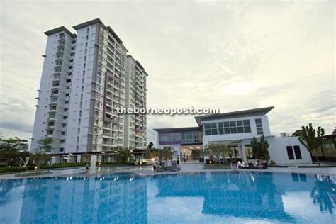 Landscape Architect Kuching Mjc City Offers A For Investments Borneopost