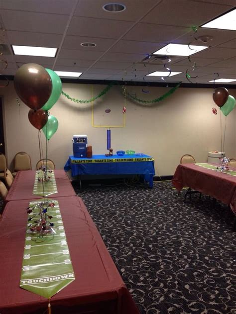 Soccer Themed Baby Shower Ideas by Football Theme Baby Shower Decorations Baby Dwyer Shower