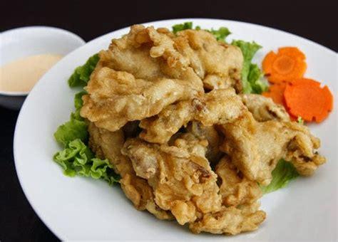 cara membuat jamur putih crispy cara membuat jamur crispy renyah resep nasional