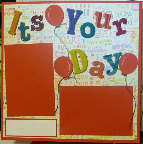 scrapbook layout birthday first birthday quotes for scrapbooking quotesgram