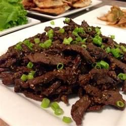 korean beef bulgogi recipe all recipes uk